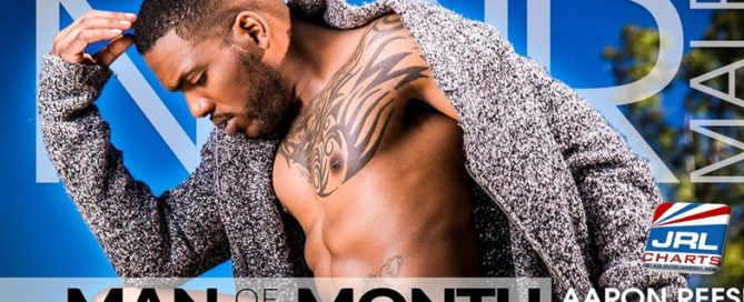 Noir Male Studios Names Aaron Reese May 'Man Of The Month'