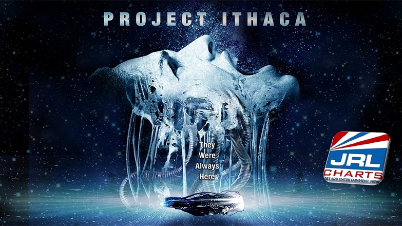 PROJECT ITHACA (2019) A Nicholas Humphries Sci-Fi Thriller