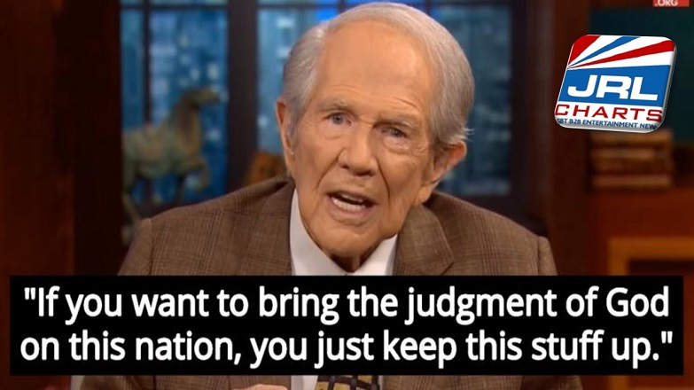 Pat Robertson - Passing LGBTQ Equality Act Will Destroy America