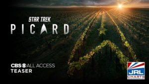 STAR TREK PICARD - Teaser Trailer Starring Patrick Stewart