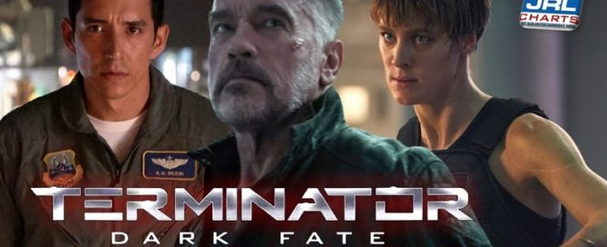 TERMINATOR 6 - DARK FATE Official Trailer Is Here (Watch)