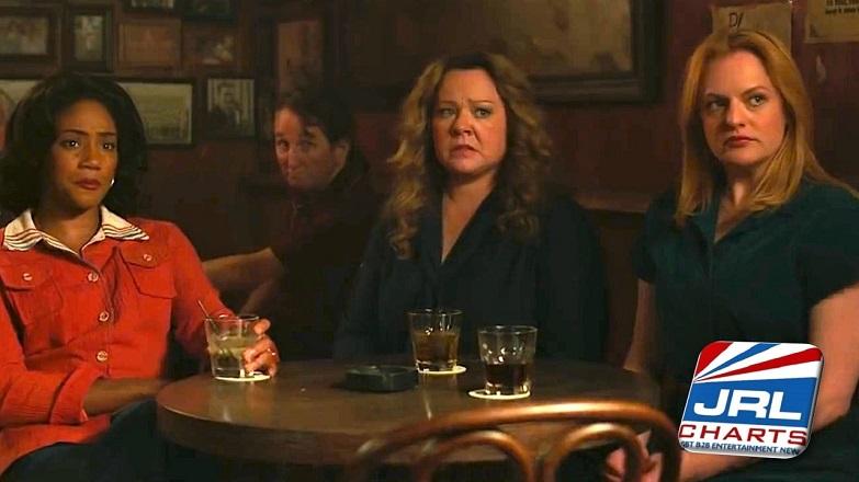 THE KITCHEN Trailer (2019) Melissa McCarthy Joins the Mafia