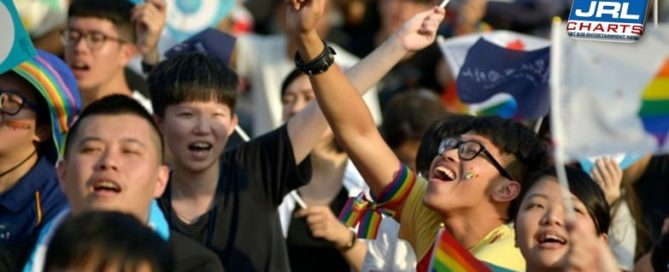 Taiwan Parliament Legalizes Gay Marriage in Landmark Law