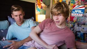 Teenage Lovers - 8teenboy Brings 9 Twinks In Raw Lust Action