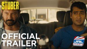 Watch - STUBER International Comedy Trailer Coming Soon