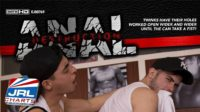 Anal Destruction - A Helping Hand, David Luca, Pan Bash First Look