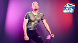 Another Broken Heart - Billy Winn Debuts on LGBTQ Music Chart