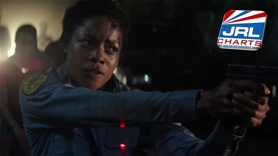 BLACK AND BLUE Trailer Drops, Naomie Harris - Screen Gems 2019