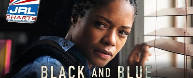 BLACK AND BLUE Trailer