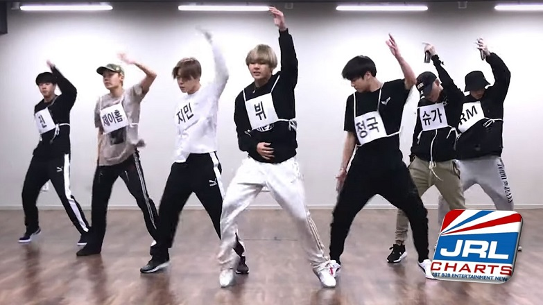 BTS Drops 'MIC Drop' Dance Practice MAMA Dance Break MV