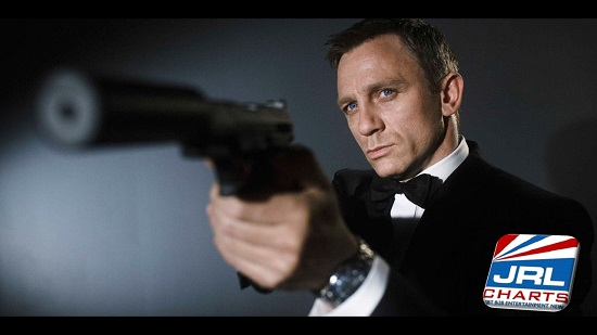 Bond 25 - Daniel Craig-BTS Trailer (2020) United Artist Releasing
