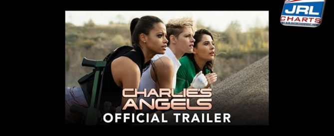 CHARLIE'S ANGELS Official Trailer Debuts with 2 Million Views