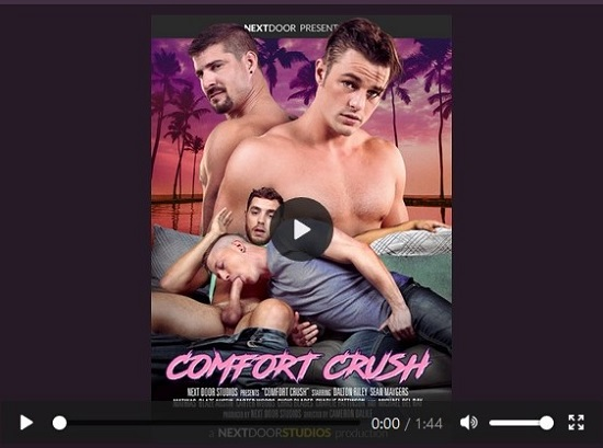 Comfort-Crush-DVD-Gay-Porn-Trailer-Next-Door-Studios