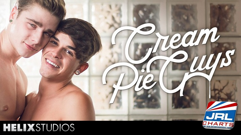Cream Pie Guys - Andy Taylor, Travis Stevens Unload [NSFW] Helix Studios