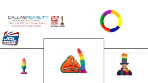 Dallas Novelty Launch Its Stimulating PRIDE Season Sale