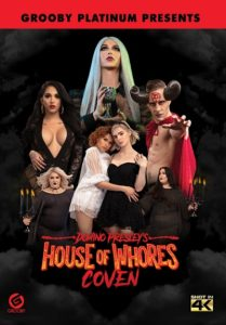 Domino Presley's House of Whores Coven DVD-Grooby-Productions