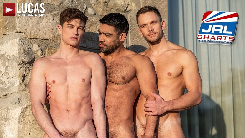 Double The Raw Dick DVD - Andrey Vic, Wagner Vittoria Double-Team Ruslan Angelo