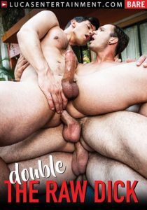 Double The Raw Dick DVD - Lucas-Entertainment