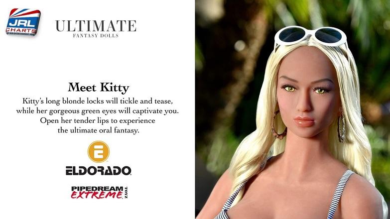 Eldorado Presents Pipedream Extreme Toyz Ultimate Fantasy Dolls