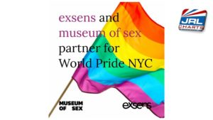Exsens Teams with Museum of Sex for World Pride NYC