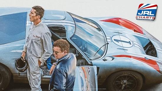 Ford v Ferrari - Matt Damon, Christian Bale-20th-Century-Fox