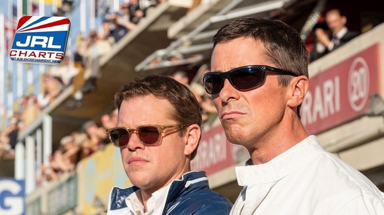 Ford v Ferrari Trailer - Matt Damon, Christian Bale (Watch)