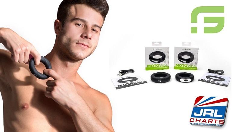 Gay Pop Star Allen King Models Moto Vibe Rev-Ring by Sport Fucker