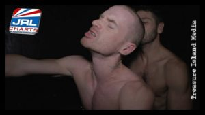 Hard Cuts 3 DVD - Liam Cole Delivers 22 Studs in Brutal Raw Action-Treasure-Island-Media