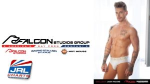 Josh Moore Signs with Falcon Studios Group