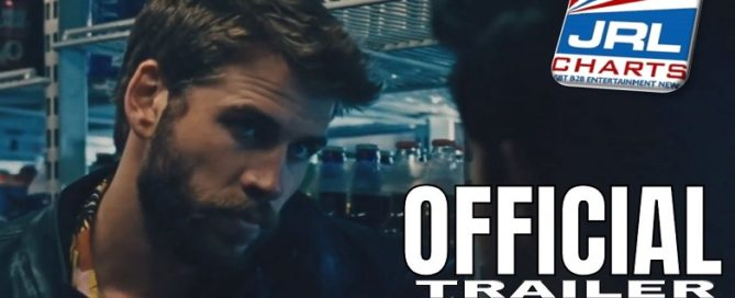 KILLERMAN Official Trailer - Liam Hemsworth, Diane Guerrero