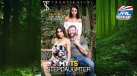 Khloe Kay Tempts in 'My TS Stepdaughter' by TransSensual Films