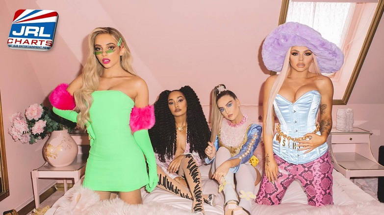 Little Mix - Bounce Back Music Video Is Absolutely Flawless