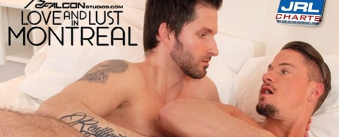 Love and Lust in Montreal - Scene 1 -Skyy Knox-Logan Styles-Debuts-Falcon-Studios