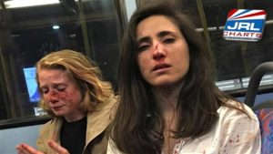 Melania-Geymonat-Facebook-photo-Arrests In London Bus Hate Crime Attack on Gay Couple