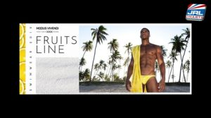 Modus Vivendi Debut Fruits Line MV Swimwear 2019 Campaign