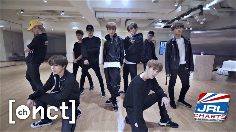 NCT 127 'Superhuman' Dance Practice MV Drops from SM Town