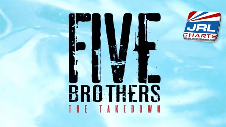 NakedSword Launch Five Brothers - The Takedown Promo Site-060519