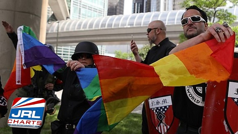 Neo-Nazi Group Disruption at Detroit Pride Parade Fails