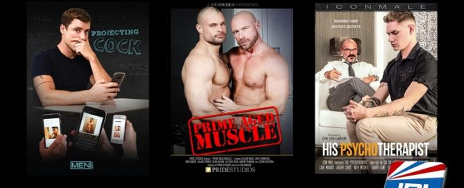 New Gay Erotica DVDs for June 21, 2019 (NSFW)