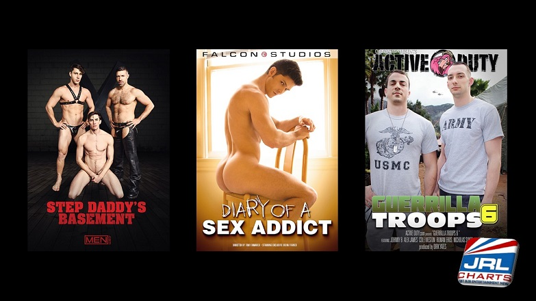 New Gay Porn DVD New Releases for June 12, 2019 (NSFW)