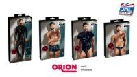 Orion Wholesale Expands Black Level Clothing Range for Men