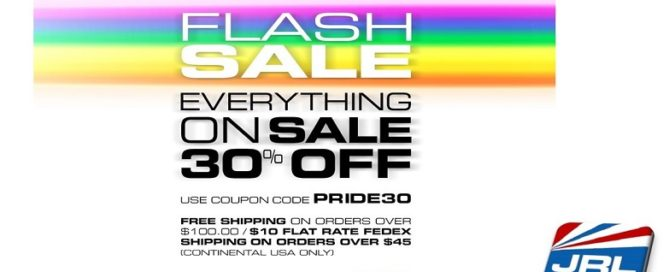 Perfect Fit Brand PRIDE Flash Sale Is a Must Review