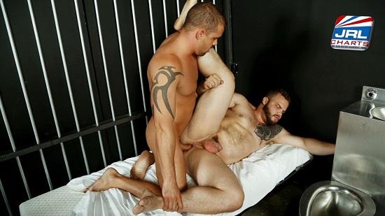 Raw-Justice-DVD-Gay-Porn-Daxx Carter-Darin Silvers-Bromo-Studios