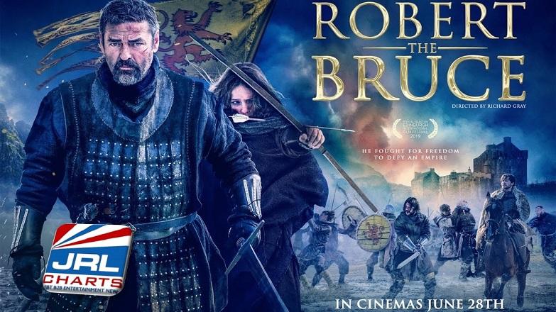 Robert the Bruce Official Trailer - Angus Macfadyen