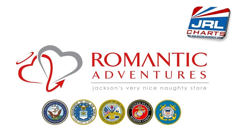 Romantic Adventures Launch 10% Military Discount Program