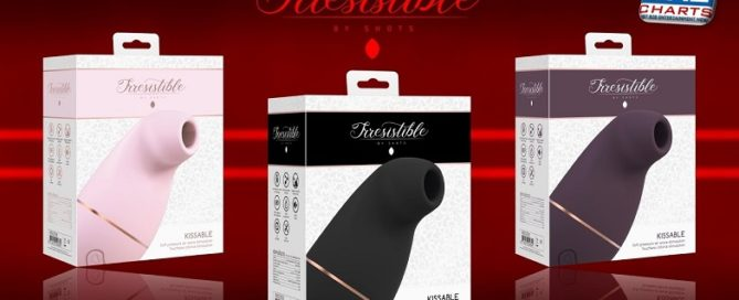 SHOTS America Presents Irresistible 'Kissable' Presentation