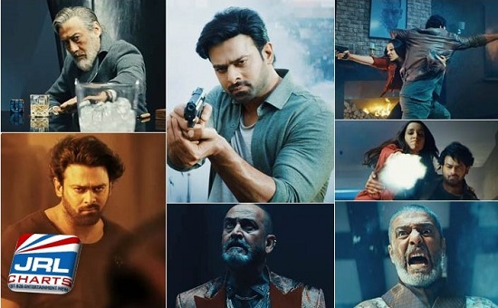 Saaho - Action Thriller by T-Series-UV Creations