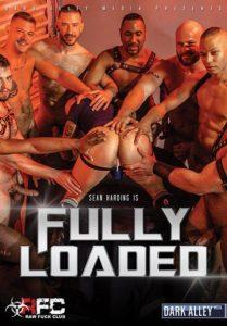 Sean Harding is Fully Loaded DVD-raw-fuck-dark-alley-media