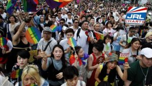 South Korea LGBT PRIDE March Demands Equality & Civil Rights