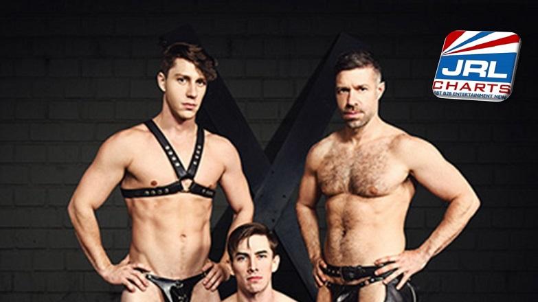 Step Daddy's Basement DVD - Jake Hunter, Tristan Jaxx, Paul Canon Taps BDSM Genre